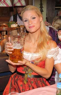 Michelle Hunzicker Octoberfest
