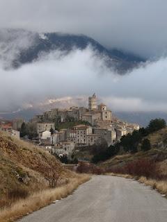 Castel del Monte Abruzzo