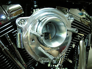 Harley Bound, Heaven Bound: Making It My Own: Part 3 - Air Cleaner