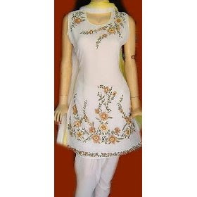 Clothing, Shoes & Accessories World & Traditional Clothing Obedient Salwar Suit Kameez Pakistani Indian Shalwar Stitched Dress Designer Wear Party Carefully Selected Materials