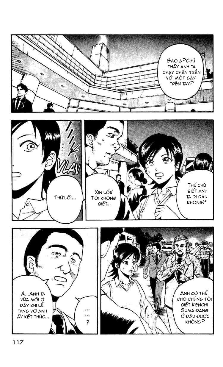Togari chap 011 trang 8