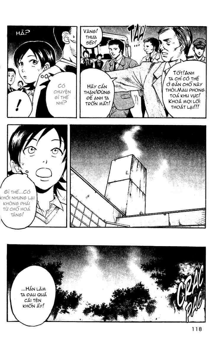 Togari chap 011 trang 9