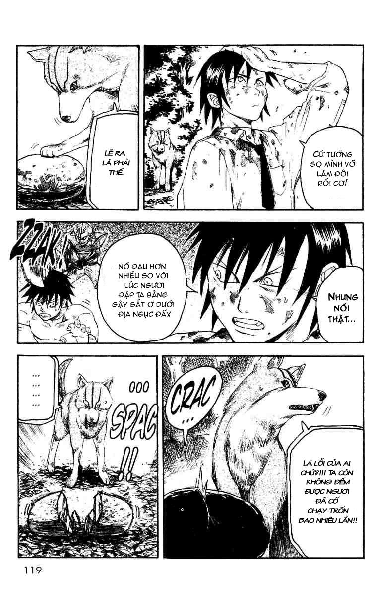 Togari chap 011 trang 11