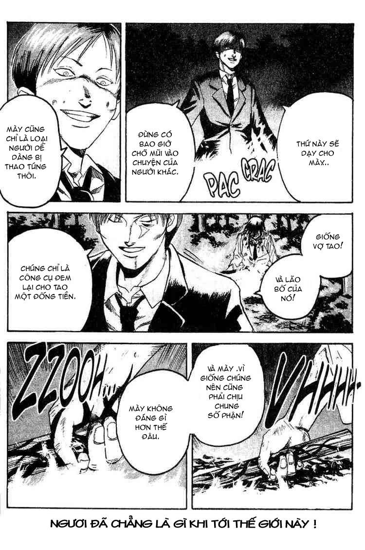 Togari chap 010 trang 15
