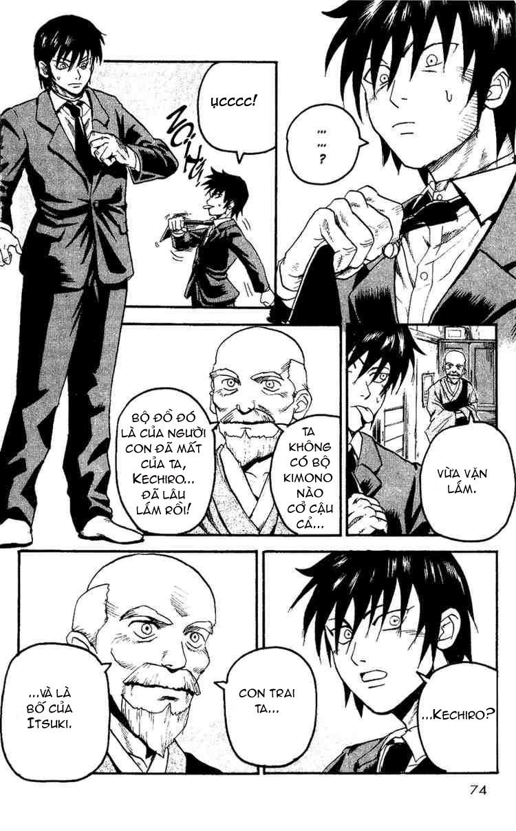 Togari chap 009 trang 8