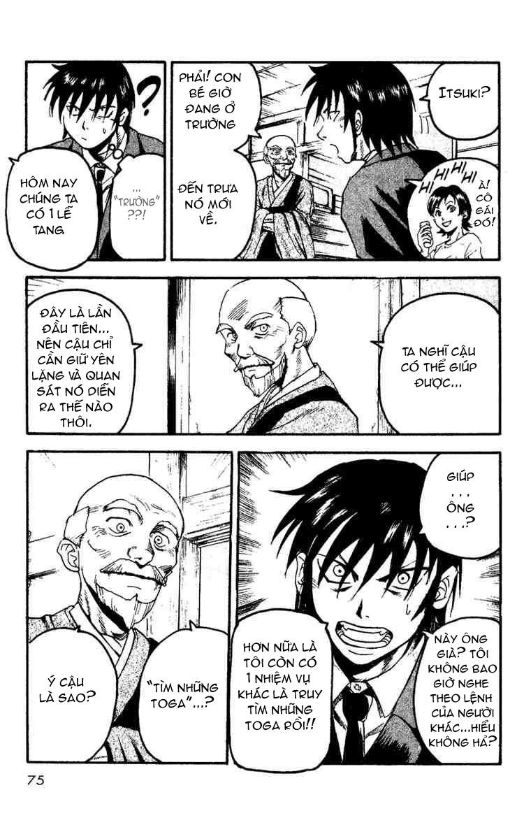 Togari chap 009 trang 9