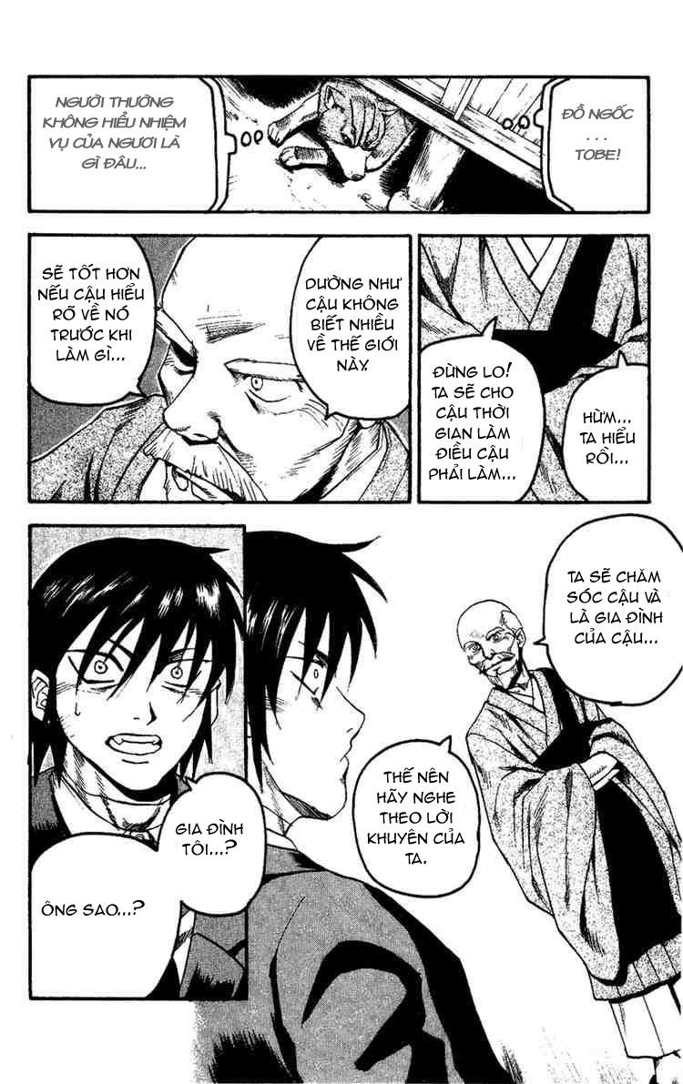 Togari chap 009 trang 11