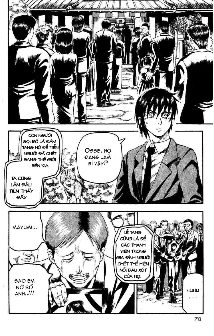 Togari chap 009 trang 13