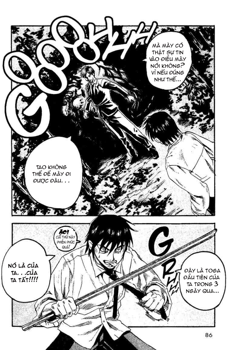Togari chap 009 trang 21