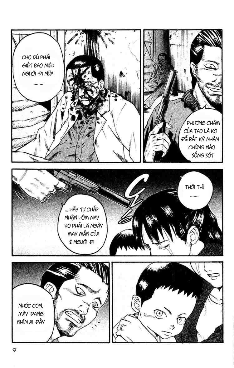Togari chap 007 trang 7