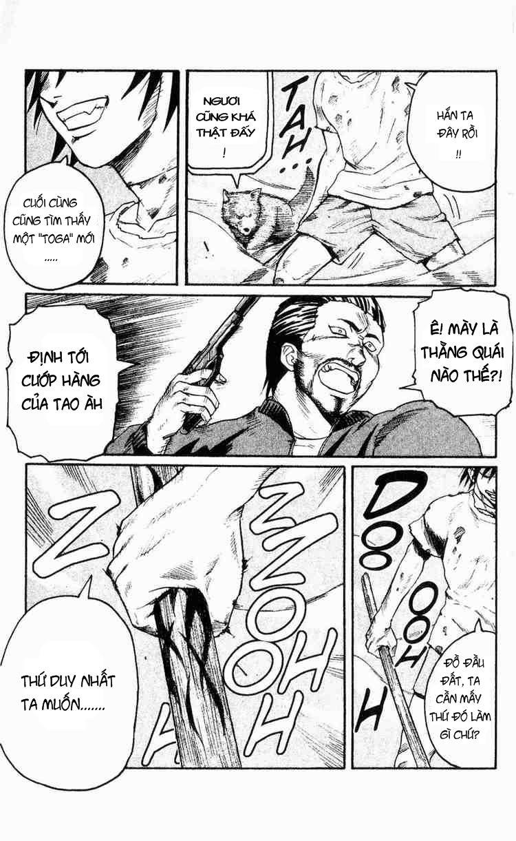 Togari chap 007 trang 12