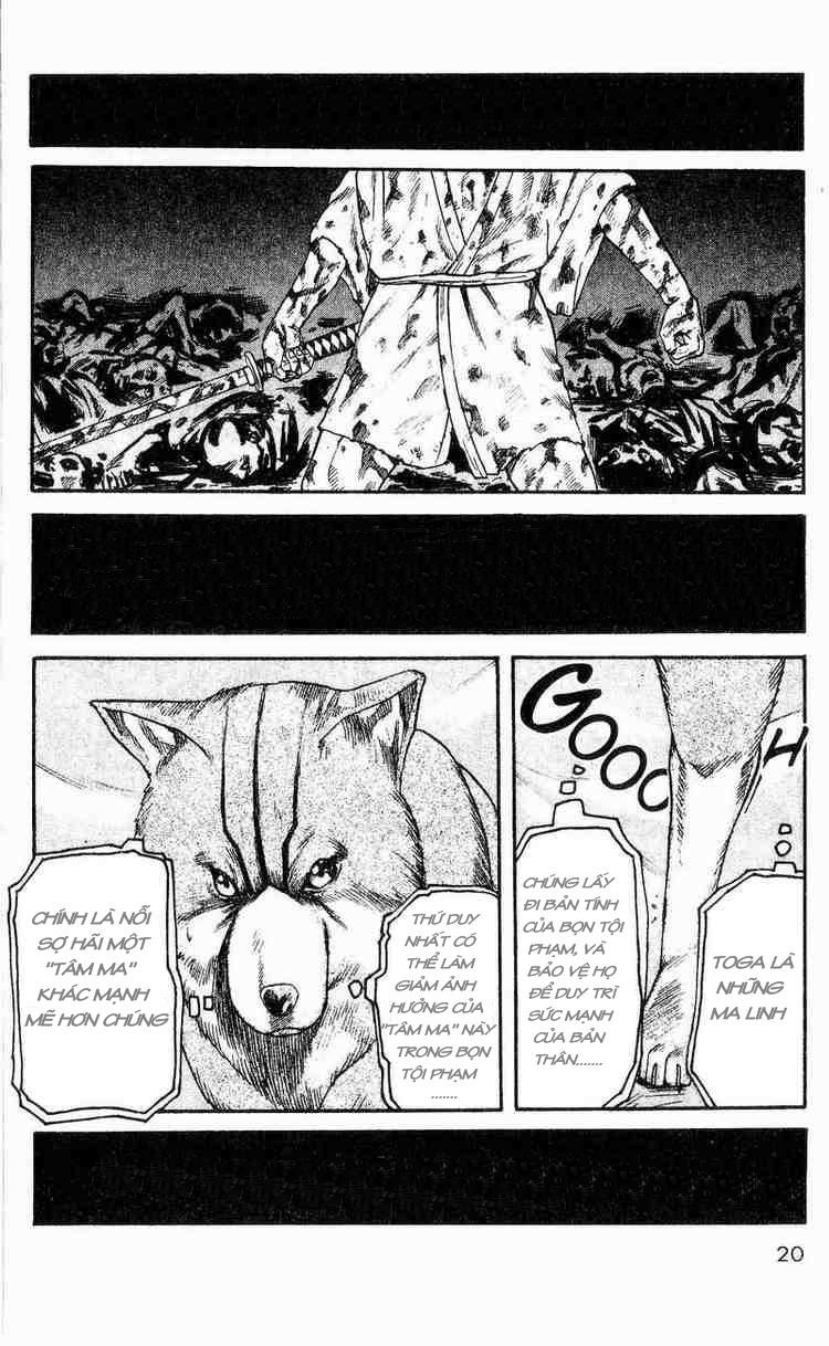 Togari chap 007 trang 19