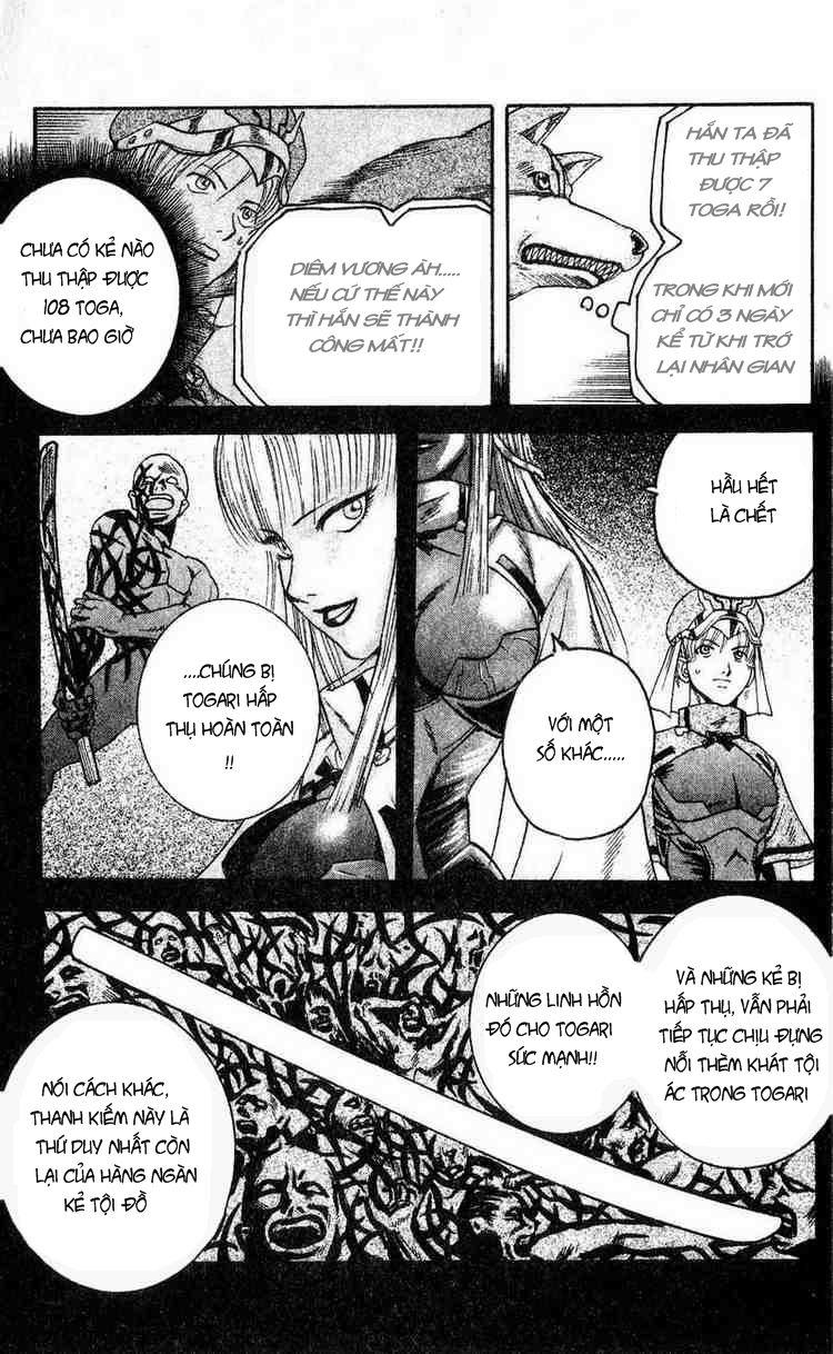 Togari chap 007 trang 23