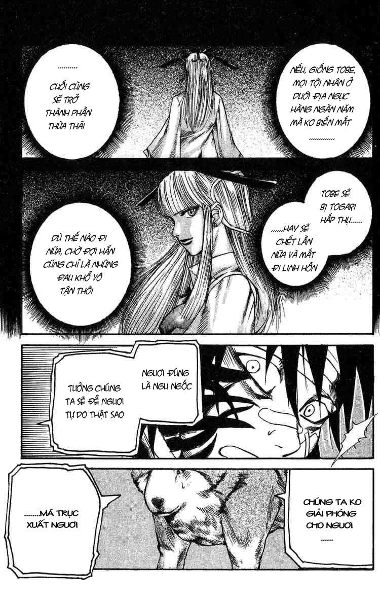 Togari chap 006 trang 3