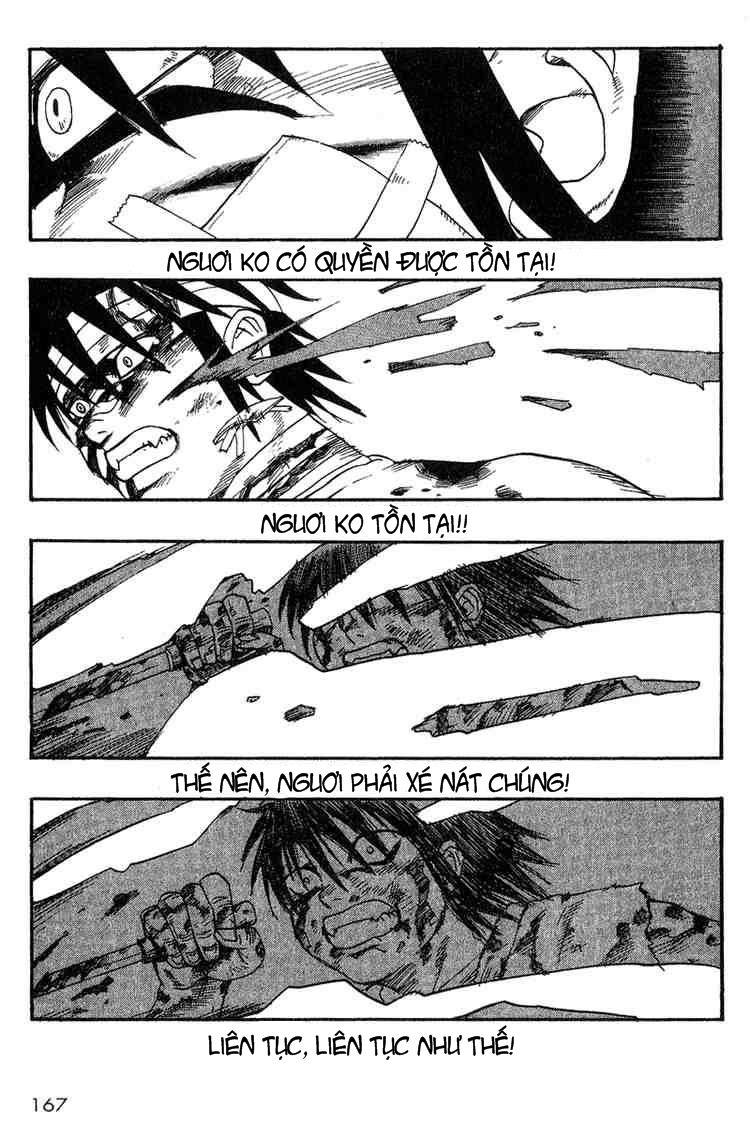 Togari chap 006 trang 12