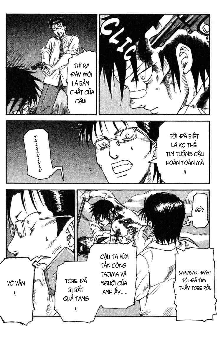 Togari chap 006 trang 21