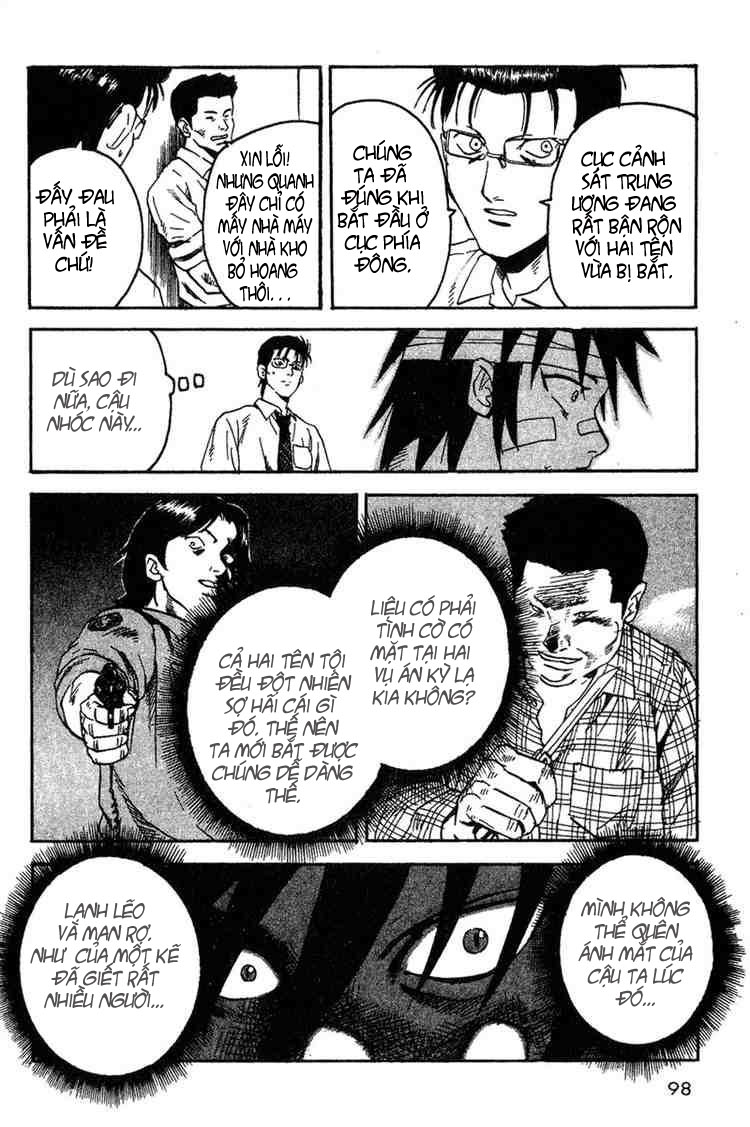 Togari chap 003 trang 4