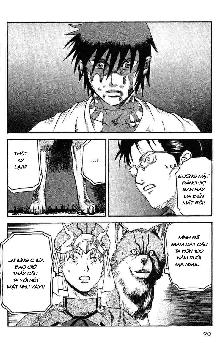 Togari chap 002 trang 37