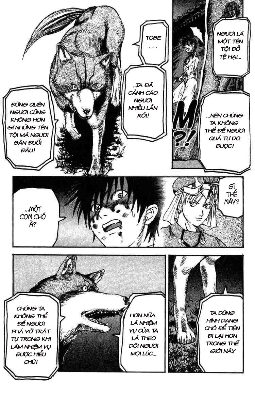 Togari chap 002 trang 9
