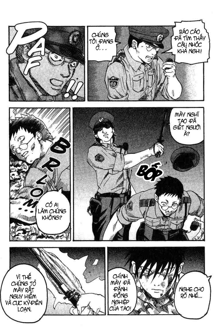 Togari chap 002 trang 16