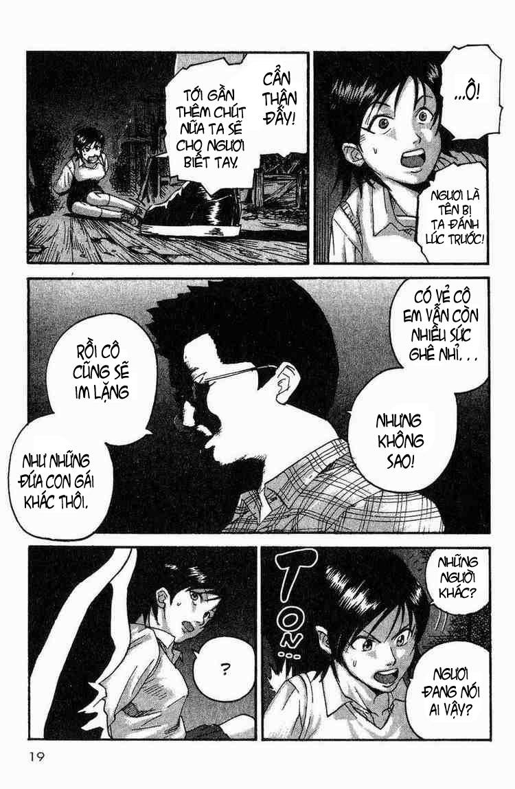 Togari chap 001 trang 16