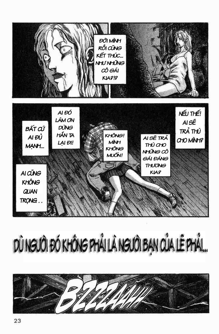 Togari chap 001 trang 20