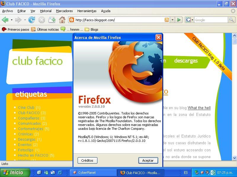 42edb83fd0 Club FACICO  Club FACICO blog Beta 1.0