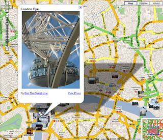 Picasa Web Albums Mapplet