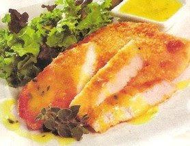Receta de Pechugas de Pollo en Salsa de Naranja