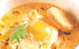 Receta de Caldo de Huevos
