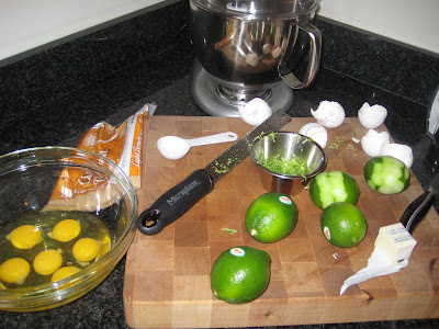 Elizabeth 39 s edible experience when life hands you limes for 6 tablespoons butter