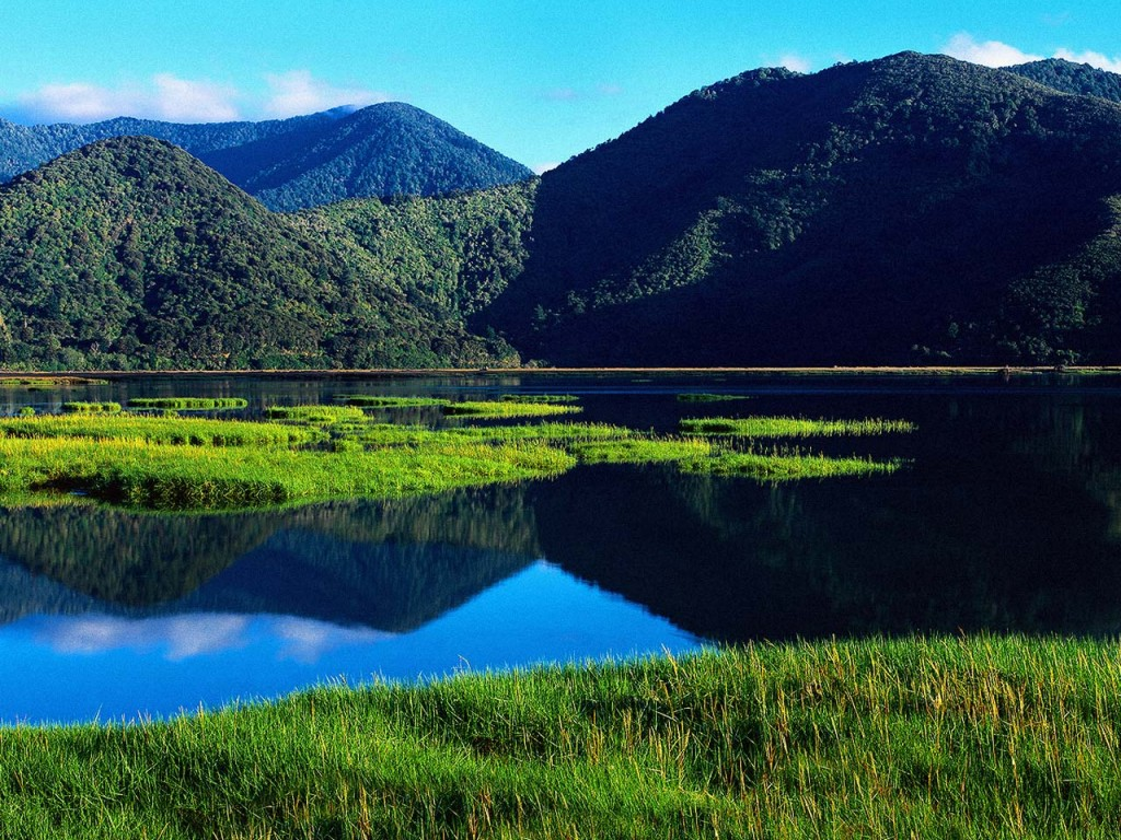 New Zealand: New Zealand Landscape Pictures