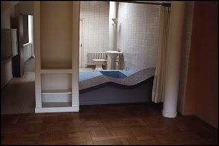 Interni Di Villa Savoye : L intimità condivisa area