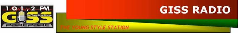 GISS Radio 101'2 FM Parepare