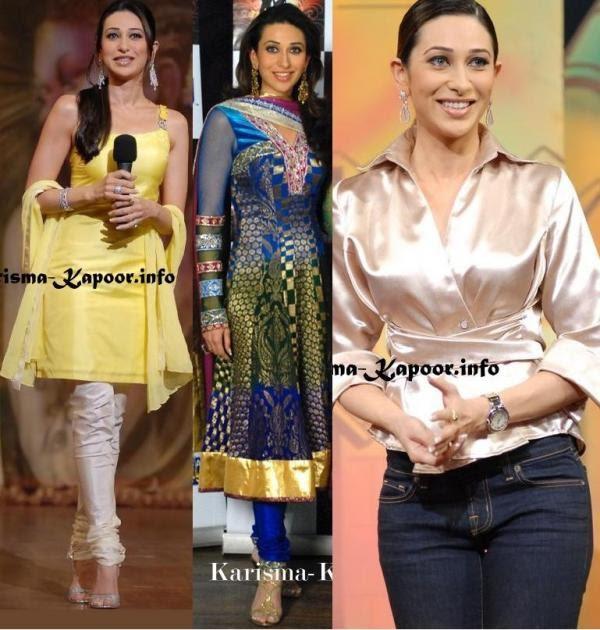 Fashion Corner: Karishma Kapoor Nach Baliye Dresses ...