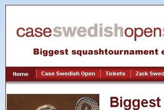 Case Swedish Open 2008