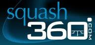 Squash360.com logo