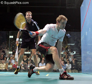 James Willstrop v John White: British National Championships 2007