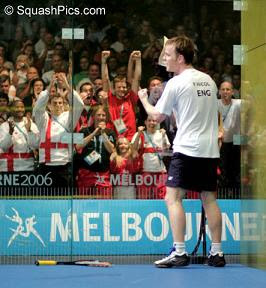 Peter Nicol wins Commonwealth gold in Melbourne 2006