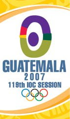 199th IOC Session - Guatemala City