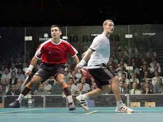 The first all-French final of the British Open