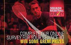 England Squash survey graphic