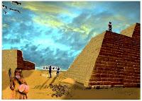 Pirâmides em Caral cidade mais antiga da América, Contruída pelos Incas