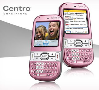 The Palm Centro in Pink from Sprint