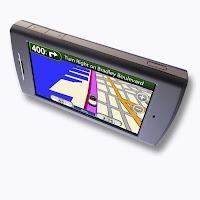Garmin Nuvifone GPS capability