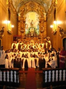 TRADITIONAL RITE THIRD ORDER CARMELITES