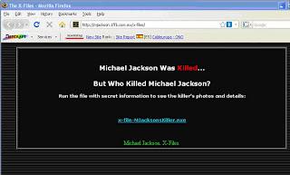Michael Jackson Virus