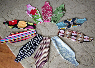What Do You Like to Make with a Half Yard of Fabric and a Giveaway!