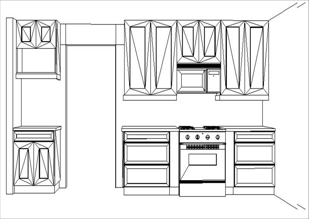 galley kitchen layout, small galley kitchen, galley kitchen design