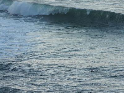sesión de surf del 28 de enero del 2008